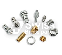 Parts brass frequency sensor