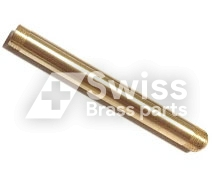 Brass Pen Barrels