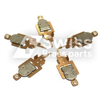 Brass Riveting Switch Parts