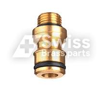 Brass Sprinkler Adaptor