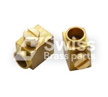 Brass Switch Terminal Contacts