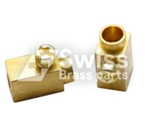 Brass Switchgear Connector