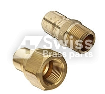 Hydraulic Hose Adapters and Plugs