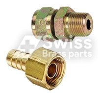Hydraulic Swivel Fittings