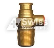 LPG-cilinderkleppen