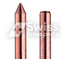 Pointed Copper Bonded Ground Rod