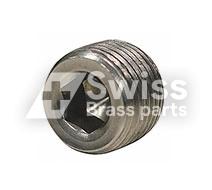 SS Hex Socket Plug