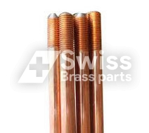 Sectional Copper Bonded Ground Rod