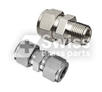 Stainless Steel Compression Fittings