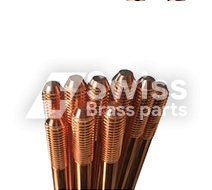 Threaded Copper Rods