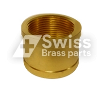 Brass Bush Coupler