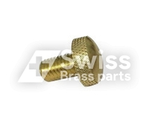 Flat Head Button Stud