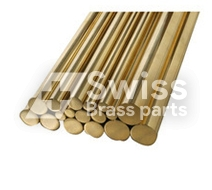 Brass Metal Rod