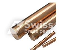 C102 Copper Bar