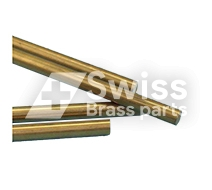 Cuzn37 Brass Bar