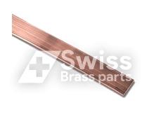 Hart gezogene Kupfer Bar