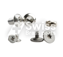 Anti-Galling Screw