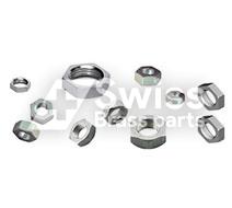 Aluminiummuttern