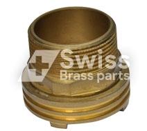 Brass Male Round Inserts