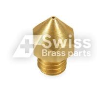 Brass Nozzle Head