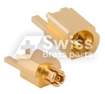 Messing PCB Schakelaar Contact