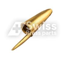 Messing-Stiftkappe