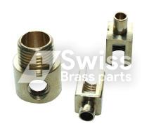 Brass Switch Rivet Parts