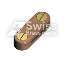 Kupferband-Clip