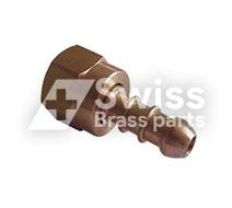 Gasfittingconnectoren