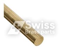 Alloy 360 Brass Rod