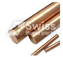 Beryllium-Kupferbarren