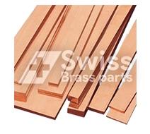 Kupfer-Sammelschiene