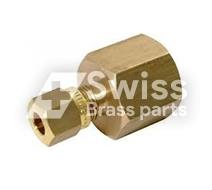 Pressure Gauge Pipe Connector