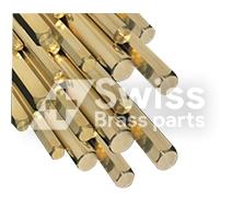 Riveting Brass Rod